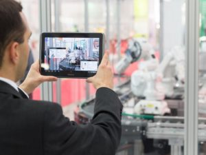 Jaká bude továrna budoucnosti?