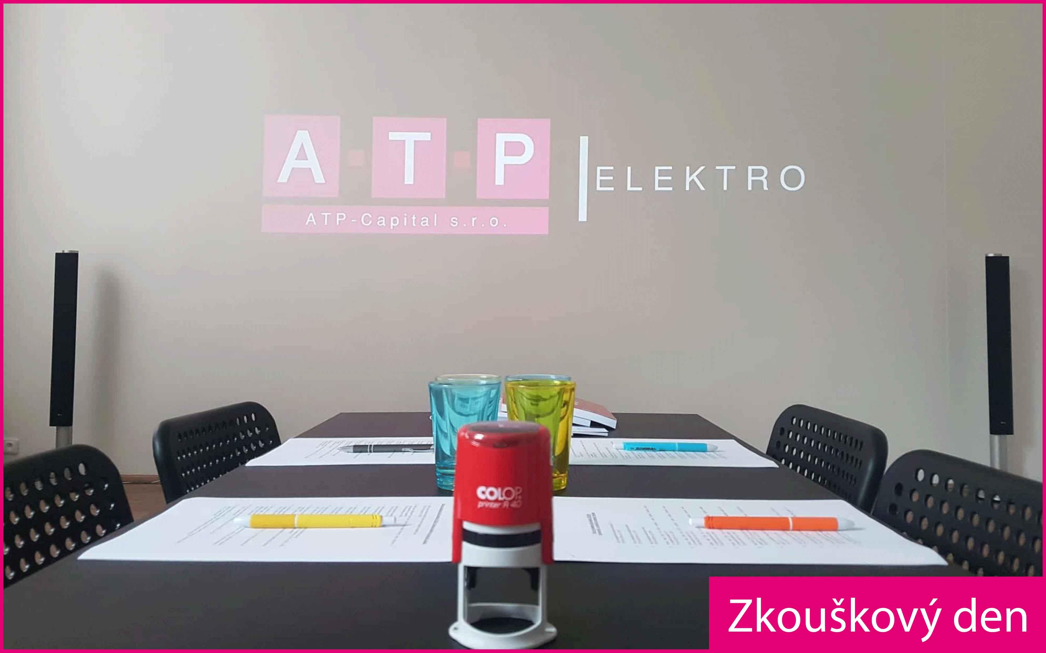 ATP-Elektro - prezentace dle vyhlášky 50
